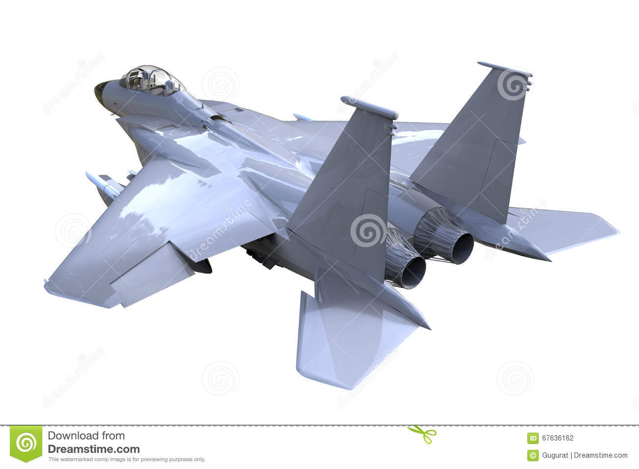 F 16 Fighting Falcon Stock Illustrations.