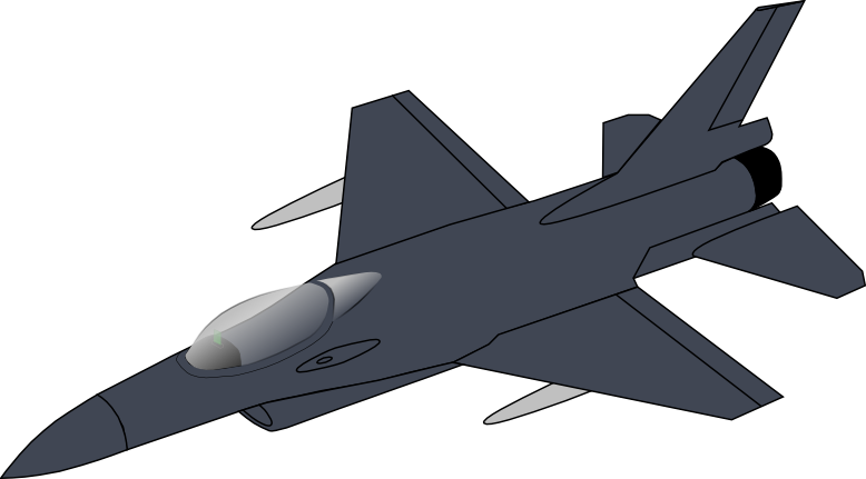 F16 Clipart.
