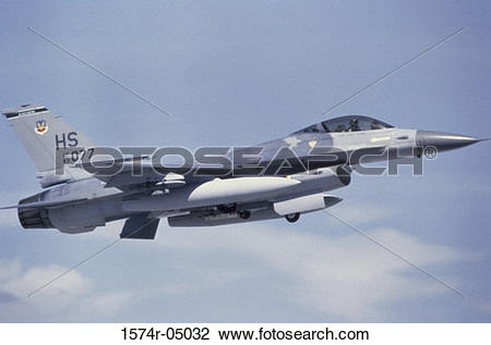 Stock Photo of Low angle view of an F.