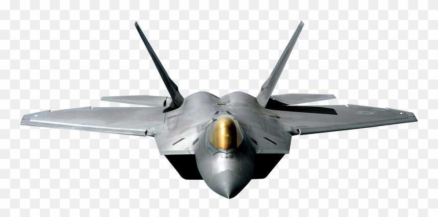 F 22 Raptor Png Banner Library Stock Clipart (#1822574.