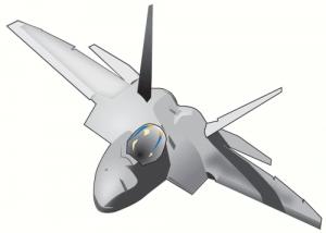 F22 raptor clipart.