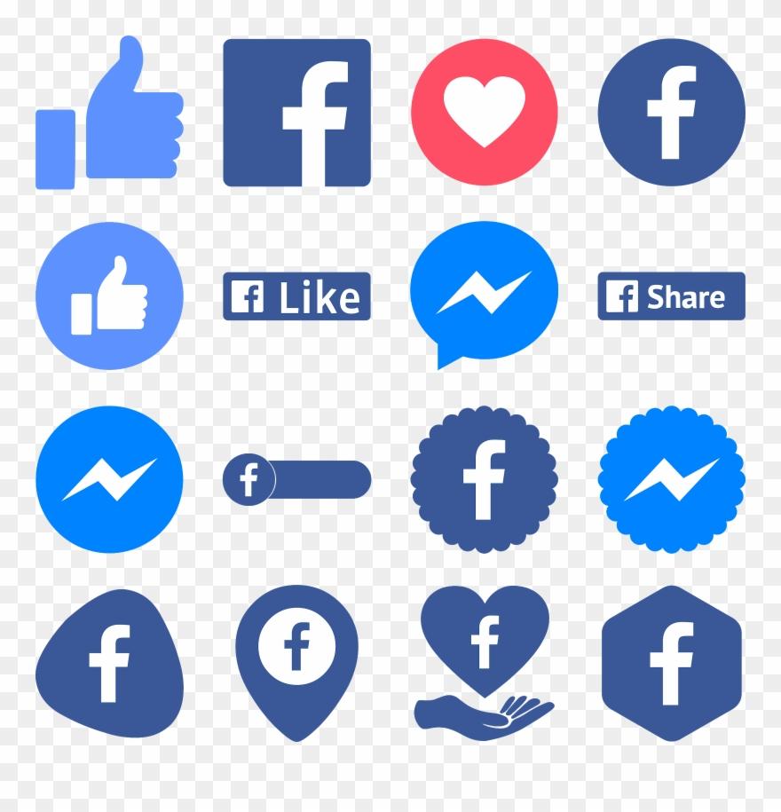 Download Icons Facebook Messenger Transparent Background.