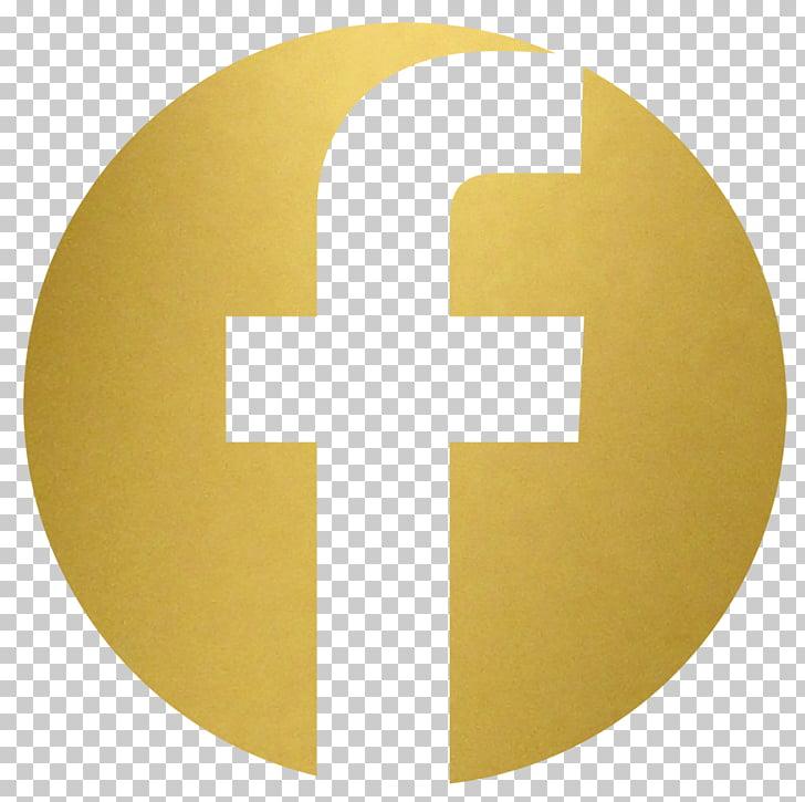 Logo Gold Facebook, Inc. Brand, gold, yellow letter f logo.