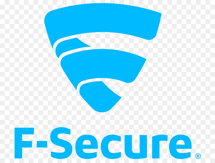 Fsecure Antivirus Blue png download.