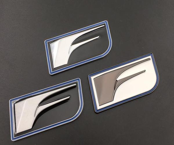 2019 New 3D 3D Car Stying Universal Metal F Sport Logo Emblem Door Decal  Badge Car 3D Sticker Fit For Lexus IS 250 350 GS 350 450 From Annaautoshop,.