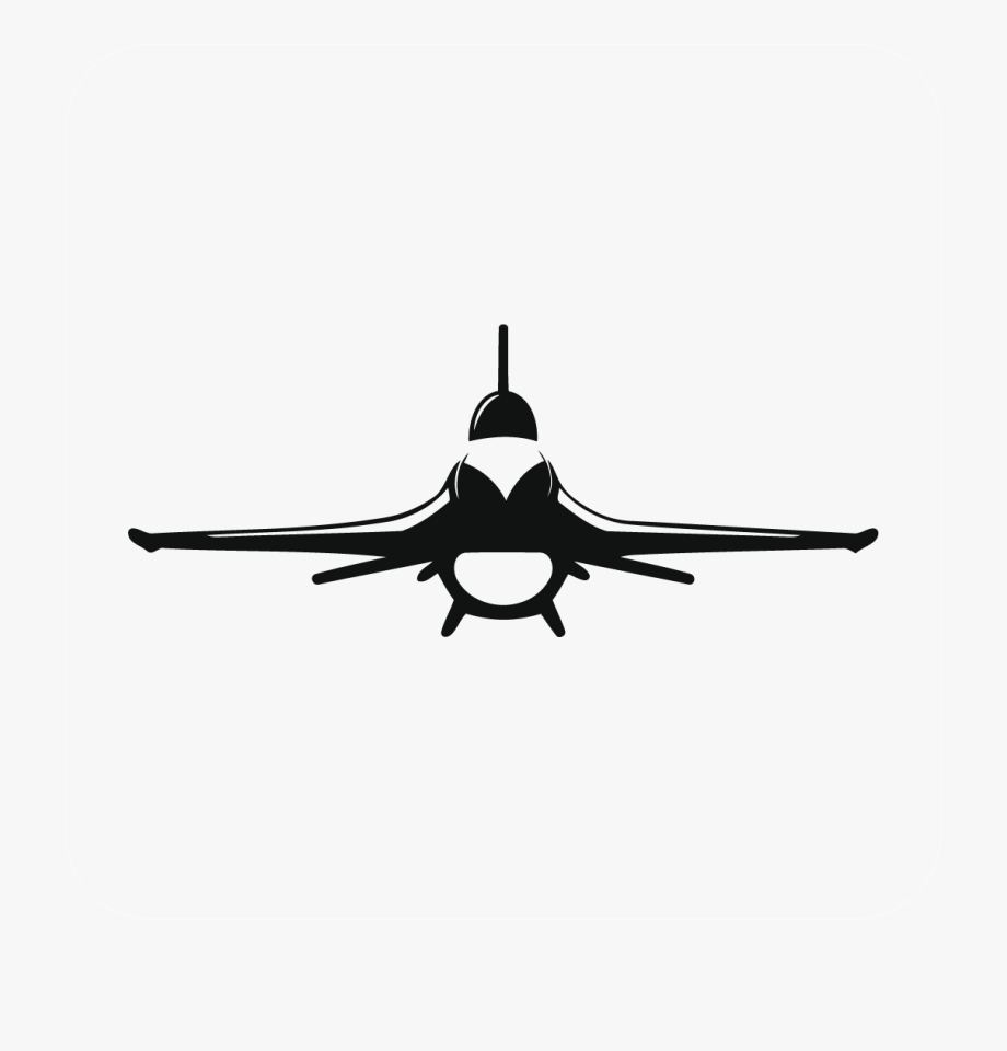 Jet Fighter Clipart F16.