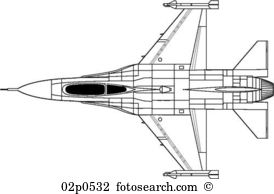 F 16 Clipart Vector Graphics. 86 f 16 EPS clip art vector and.