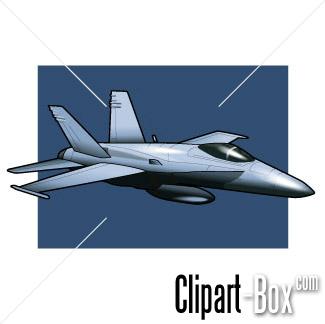 CLIPART F18.