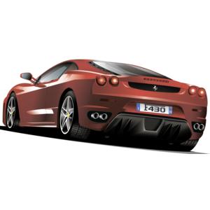 Ferrari PNG Clipart.