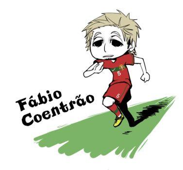 Fabio coentrao clipart #8