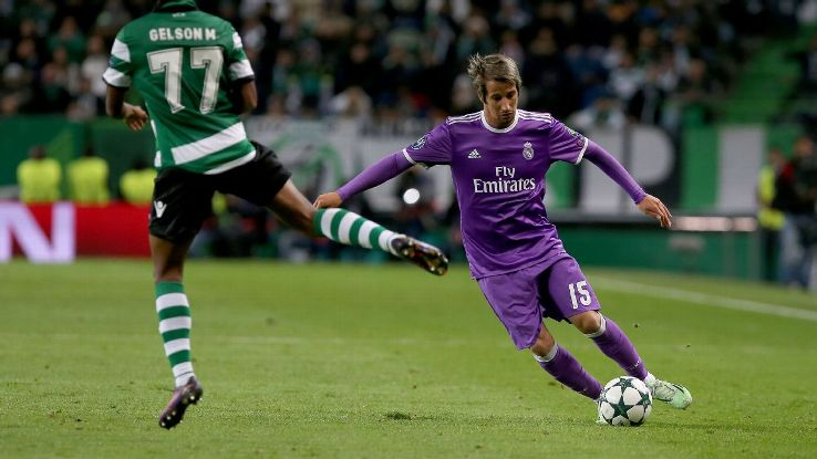 Unlucky Fabio Coentrao to soldier on at Real Madrid after horrific.