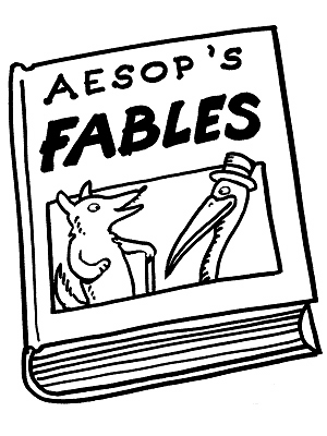 Fable Clipart.