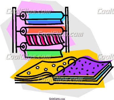 Fabric 20clipart.