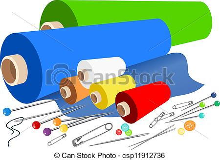 Sewing fabric Vector Clip Art Illustrations. 6,961 Sewing fabric.