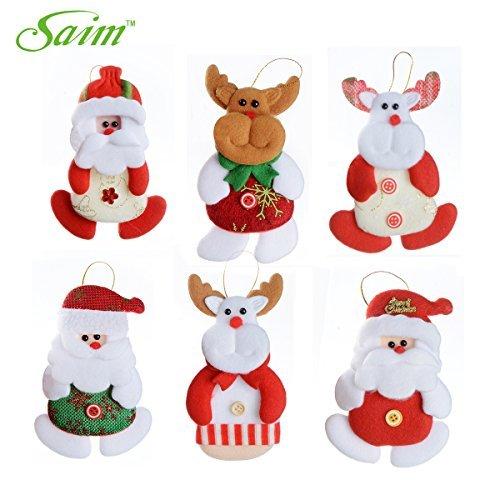 Fabric Ornaments: Amazon.com.