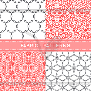 Fabric Patterns.