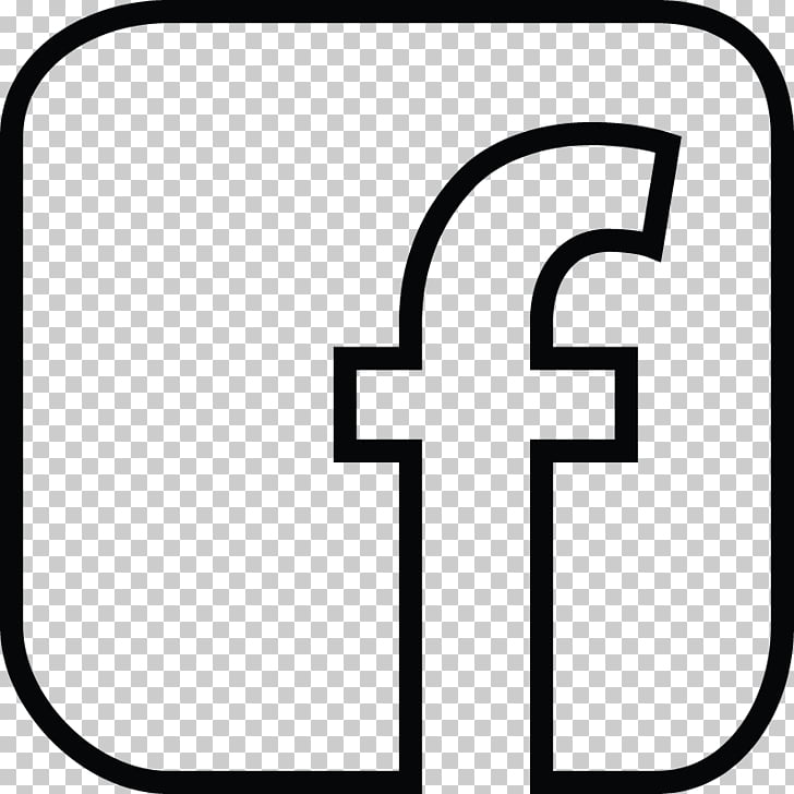 Facebook Computer Icons Logo , Background black, Facebook.