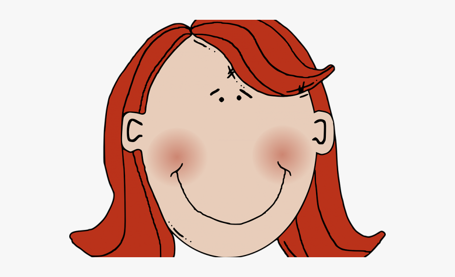Red Hair Clipart Girl\'s.