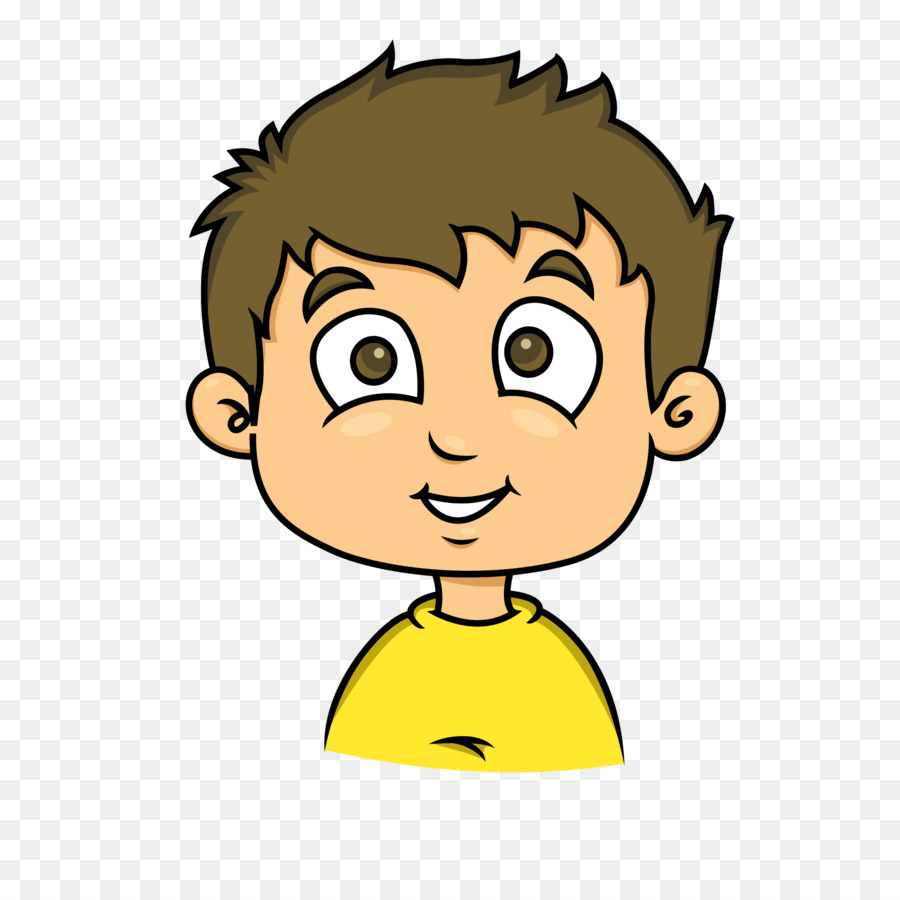 Download Free png Face Smiley Boy Clip art Boy Smiling Cliparts png.