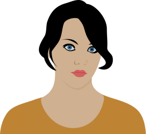 Girl Face Clip Art Download.