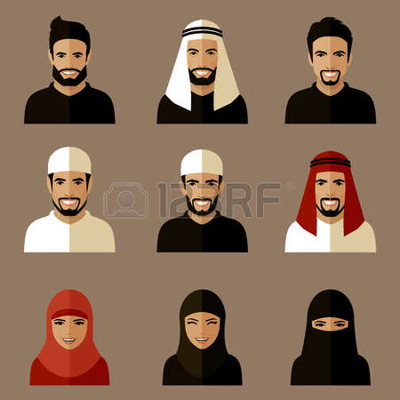 6,346 Arabic Man Stock Illustrations, Cliparts And Royalty Free.