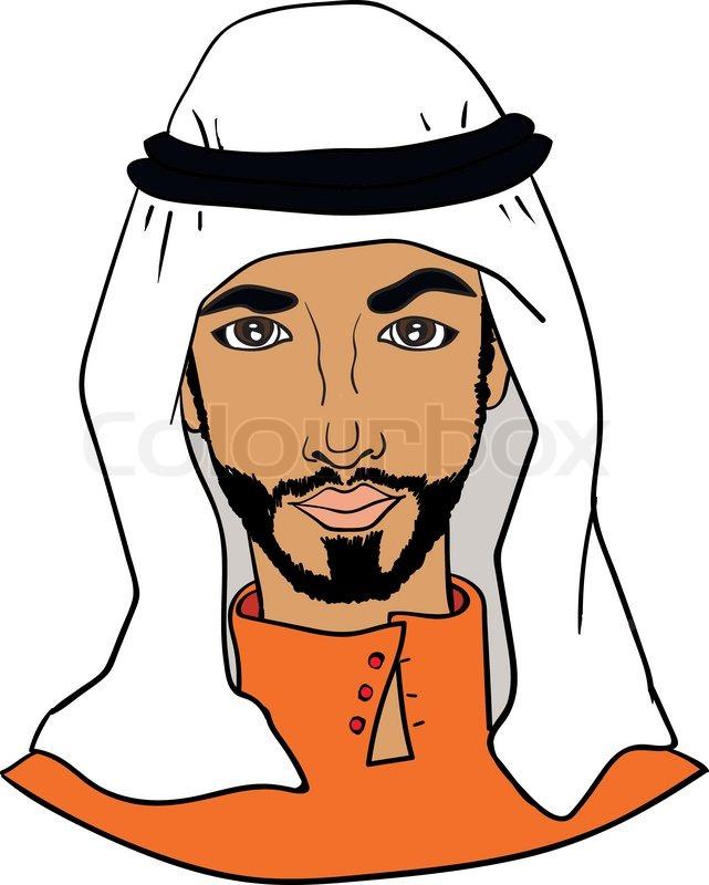 Showing post & media for Cartoon arabian man.