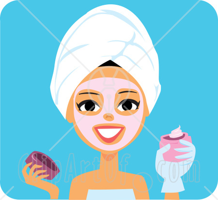 Face Mask Clipart.