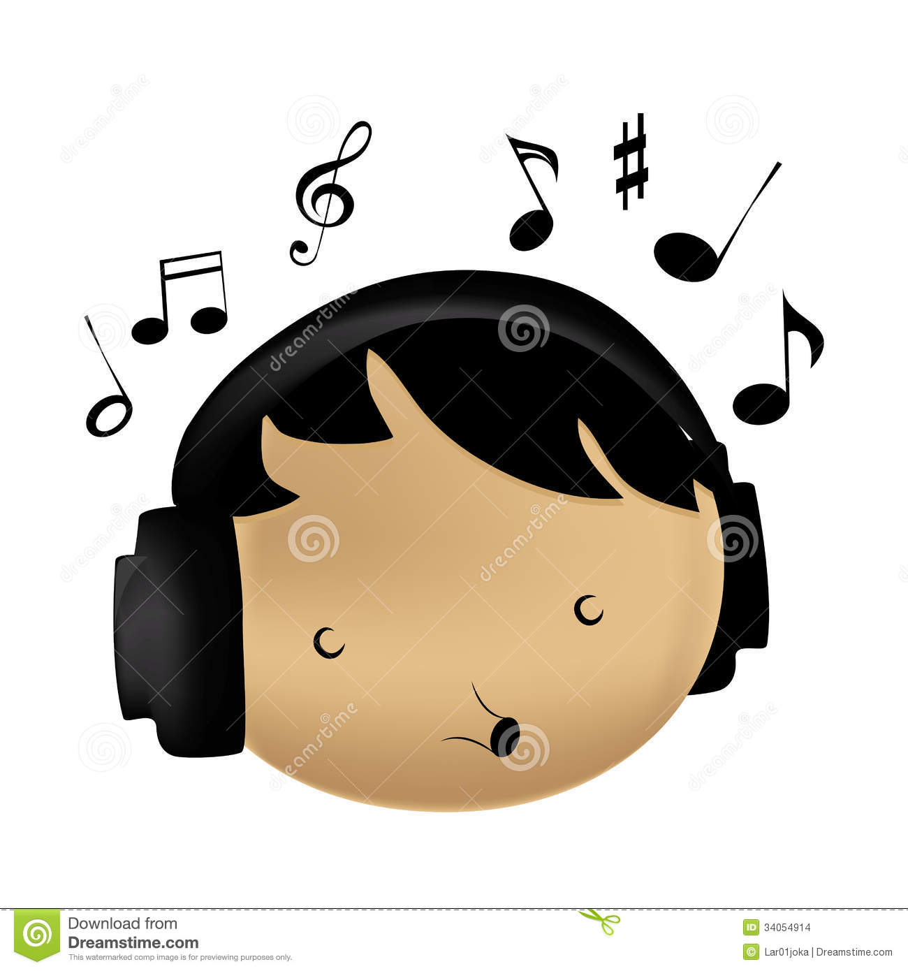 Boy Singing Stock Images.