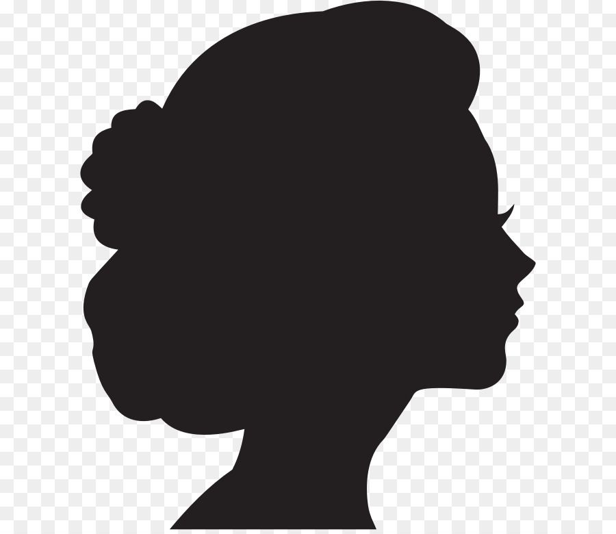 Woman Silhouette Female Clip art.