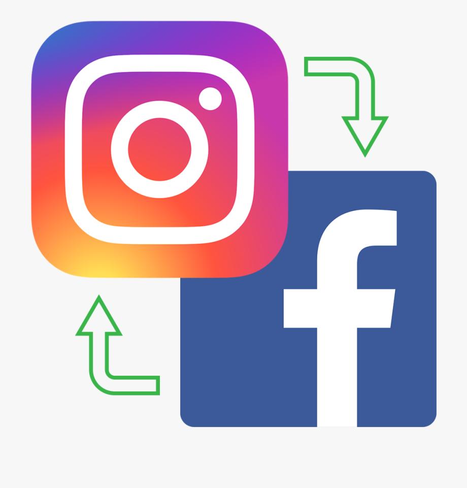 Instagram Facebook Icons.