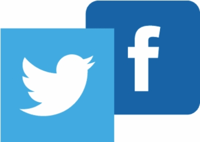 Facebook Twitter Logo Png.