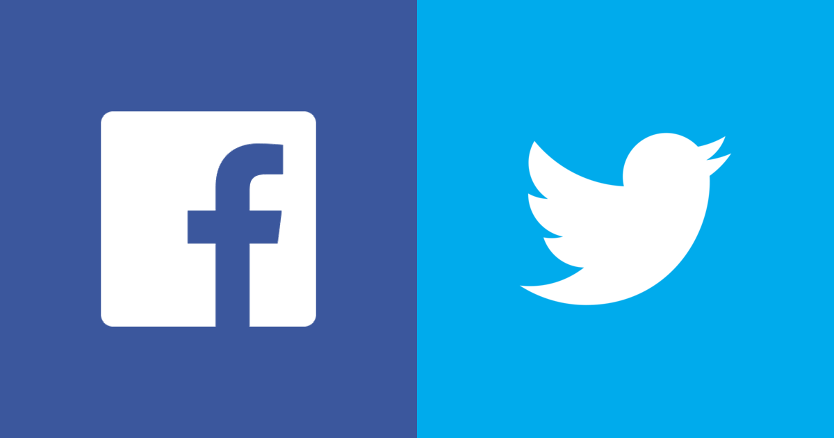 Connect your Facebook to Twitter with IFTTT.