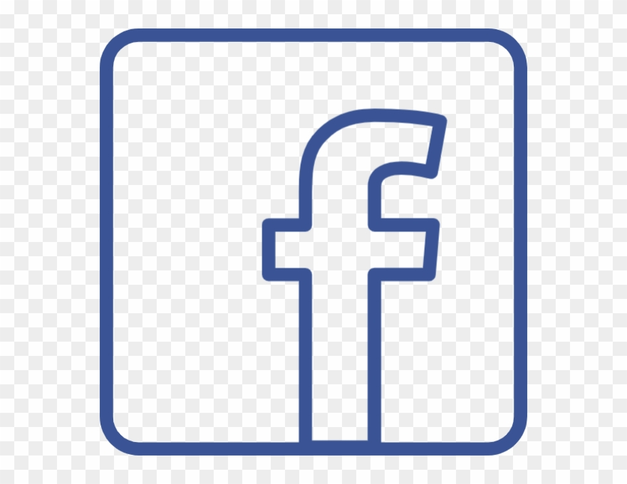 Free Online Facebook Icons Common App Vector For Design.
