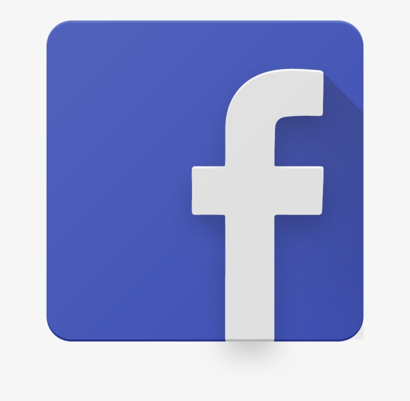Facebook Android Icon.