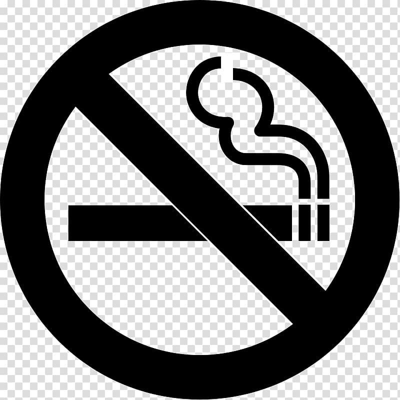 Smoking ban Sign , No Smoking transparent background PNG.