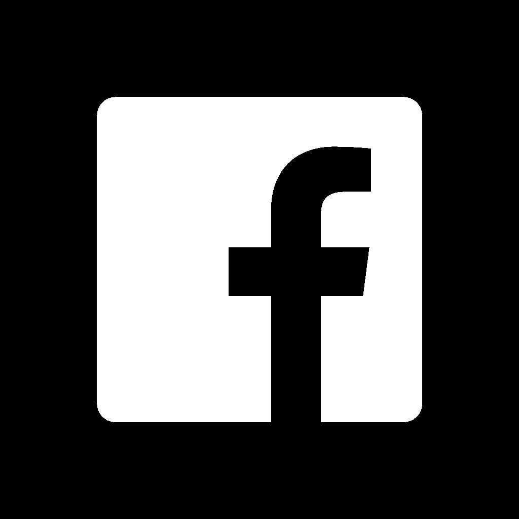 White Square Facebook Logos #774.