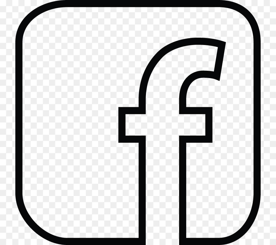 Facebook Technology Background.