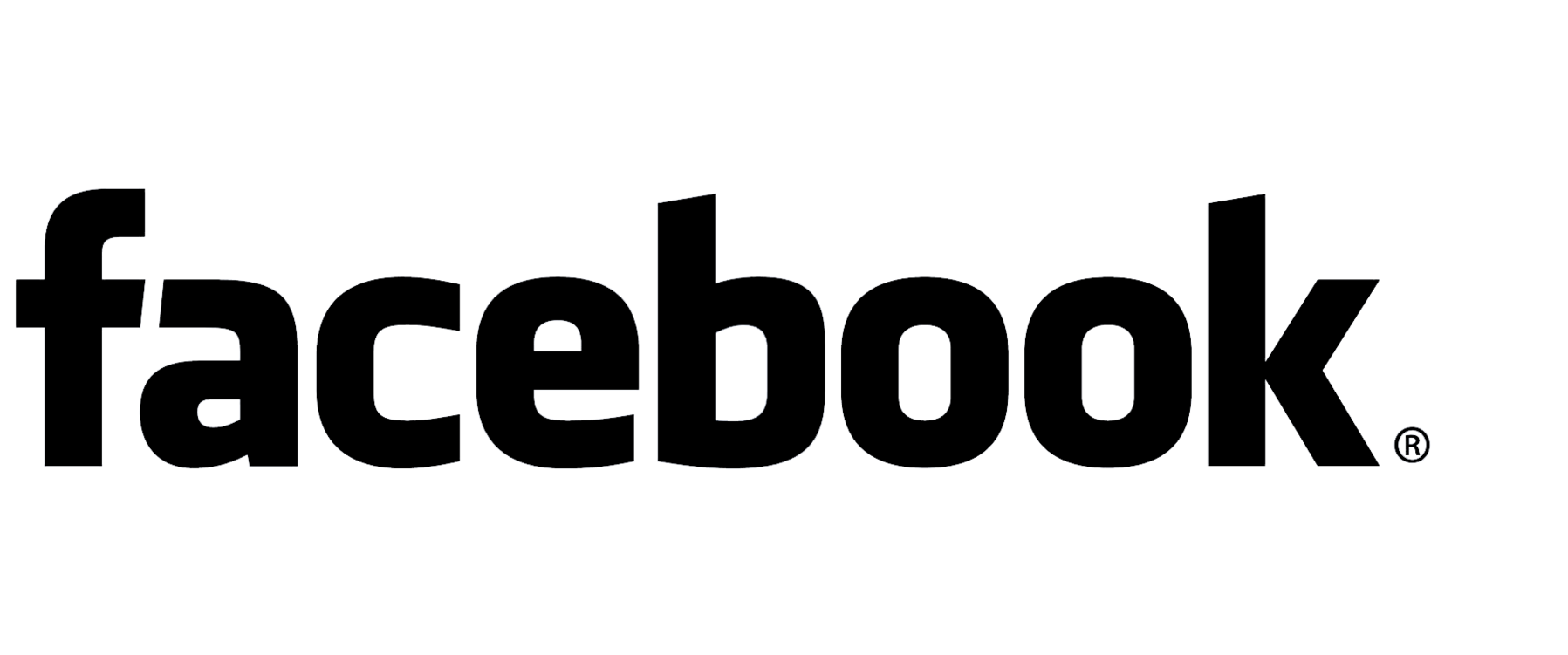 Facebook Logo Black Png (+).