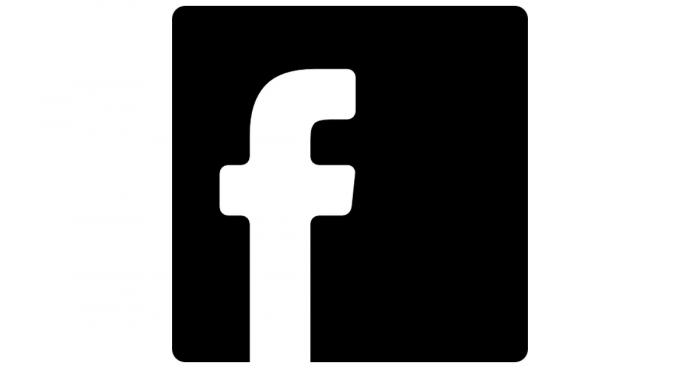 Facebook Logo Png Branco Vector, Clipart, PSD.