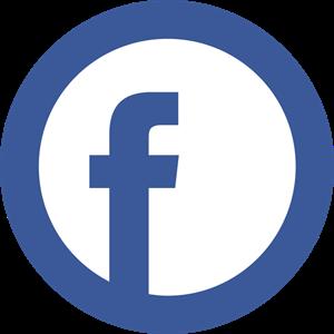 Facebook Circle Logo Vector (.SVG) Free Download.