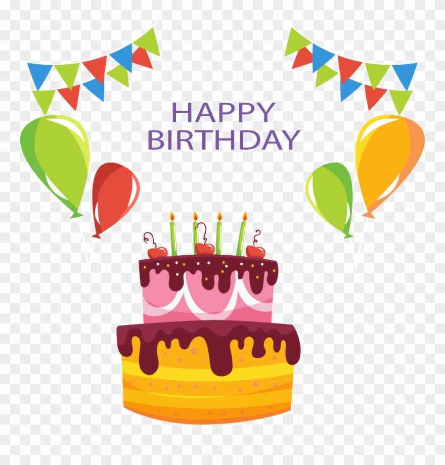 Happy Birthday Png Image.