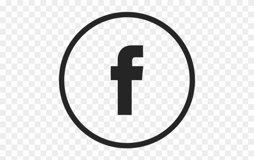 Facebook Icon White Worldvectorlogo.
