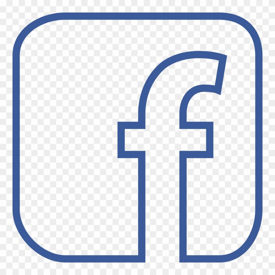Clip Art Facebook Logo Facebook Clipart Pictures 46269.
