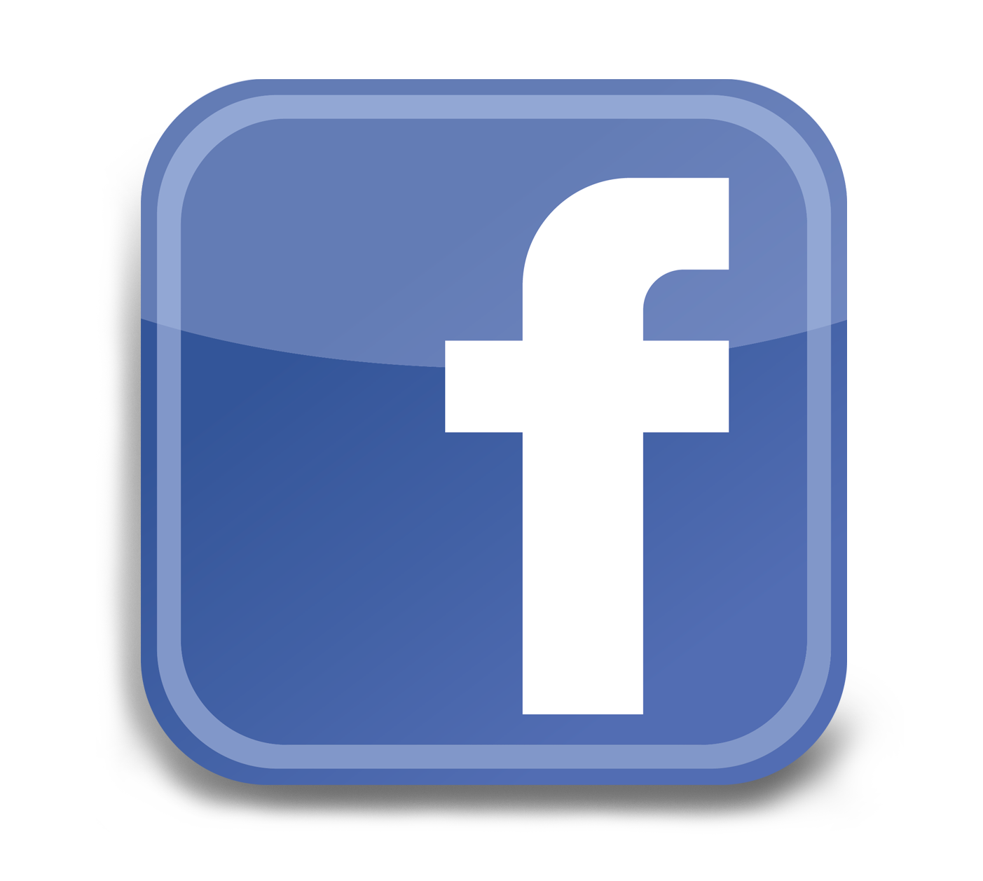 Clipart Png Collection Facebook Logo #2335.