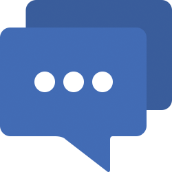 Facebook Comment Icon Png #336368.