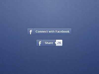 Facebook Connect/Share Clipart Picture Free Download.