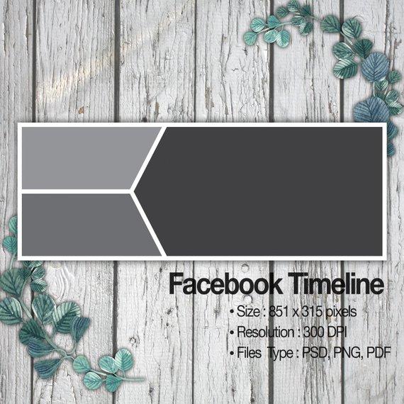 Facebook Cover Template, Facebook Cover Template digital.