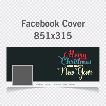 Facebook Cover PNG Images.