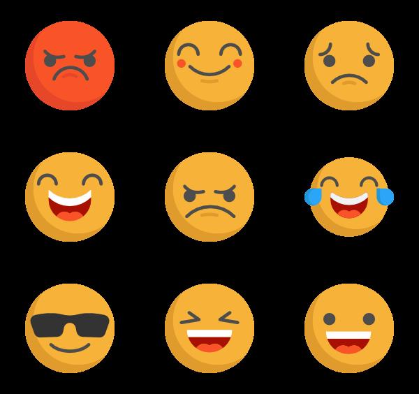Facebook clipart emoji, Facebook emoji Transparent FREE for.