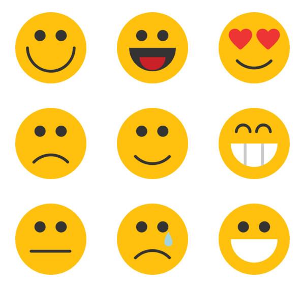 230 emoticon icon packs.